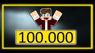 لحظة وصولي لـ 100 ألف مشترك ..   100k Subscribers
