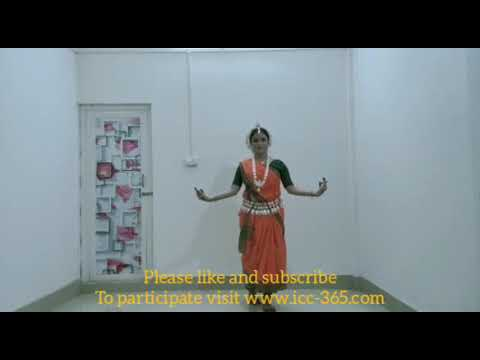 Moksha dance by beautiful girl
