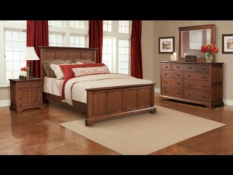 Attirant Retreat Cherry Collection (1500) By Cresent Fine Furniture
