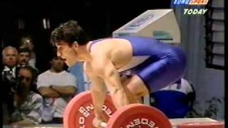 The Amazing Pyrros Dimas Snatch 1995