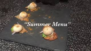 The Summer Menu at Sra Bua by Kiin Kiin
