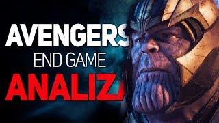AVENGERS ENDGAME - Analiza pierwszego trailera! Kto przeżył?!
