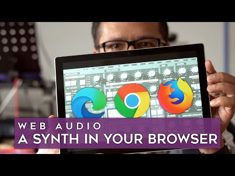 There's A Synthesiser In Your Browser. Here's How To Use It.