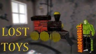 Теплый, ламповый пазл Lost Toys: обзор 3D головоломки
