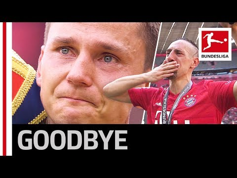 emotional-farewells---ribery's-title-tears,-klopp-&-tuchel's-video-tributes-&-more