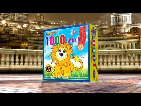 1000 Wala Celebration Cracker - Shop Online