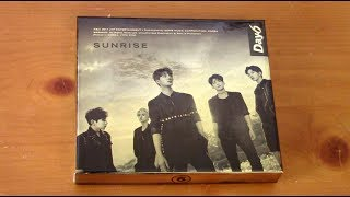 Video [UNBOXING] DAY6 (데이식스) - 1st Full Album Sunrise download MP3, 3GP, MP4, WEBM, AVI, FLV Januari 2018