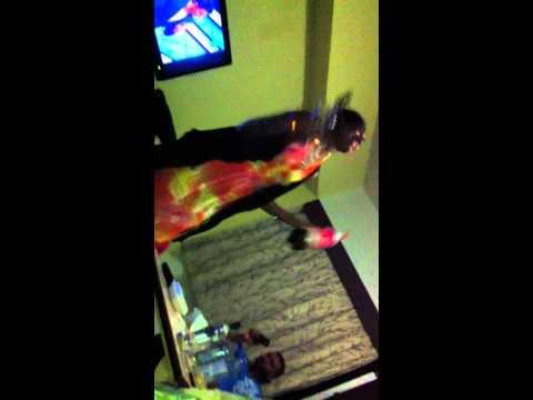 Drunk in Suva Hotel