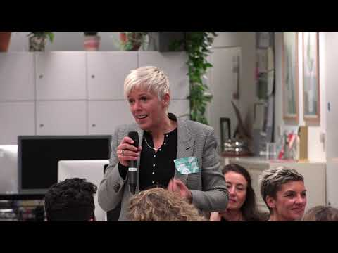 Cecilia Weckstrom- Being Bold and Brilliant | Cecilia Weckstrom | TEDxGreekStWomen
