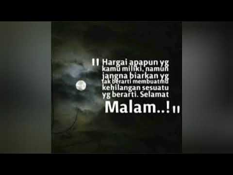 Kata Kata Mutiara Sebelum Tidur Youtube