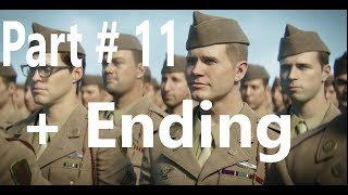 Call of Duty WW2 - Walkthrough Part # 11(Final Mission)