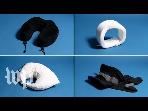 Best Travel Pillow 2020.20 Best Travel Pillows Of 2020 Yourtango