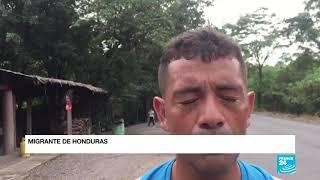 Arrestado uno de los organizadores de la caravana de migrantes hondureños