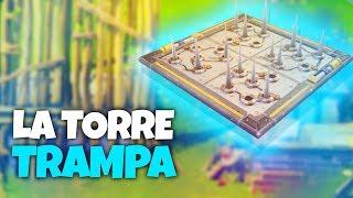 LA TORRE DE LAS TRAMPAS (Fortnite Battle Royale)