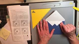 Envelope making - EK Tools Scoreboard and other way