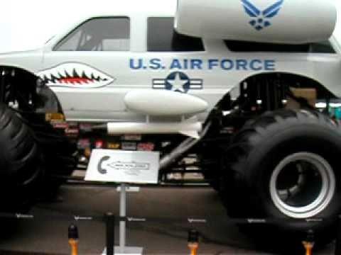 A-10 Monster Truck