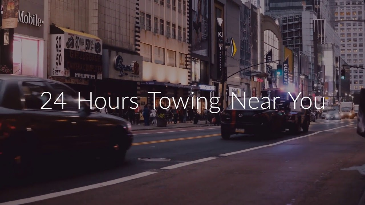 24/7 Tow Truck - Towing Service in Dallas TX