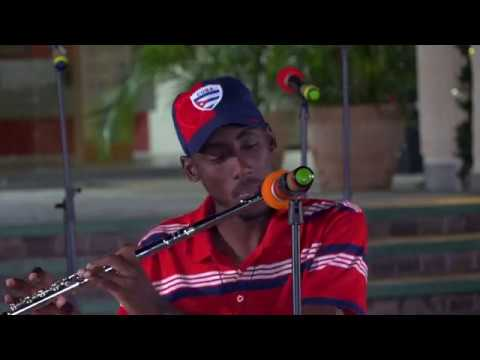 2019 ECCB Campus Lighting Ceremony  - Flute Medley