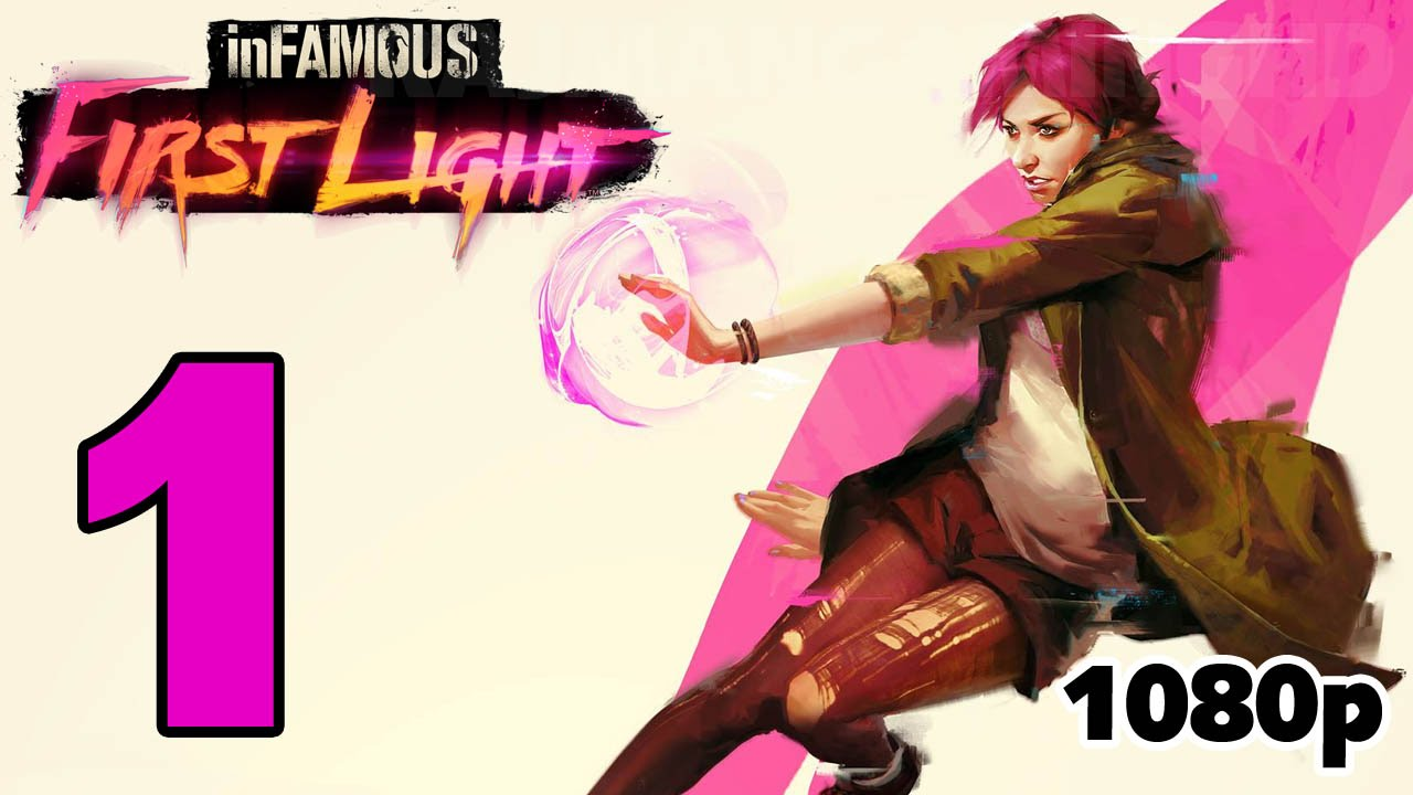 Reviews: Infamous: First Light - IMDb