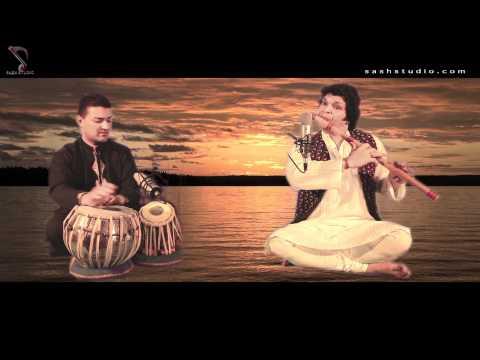 Rakesh Chaurasia & Yama Sarshar-Raag Des Official Video