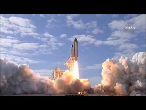 NASA Video: Launch and Return of the Space Shuttle Atlantis