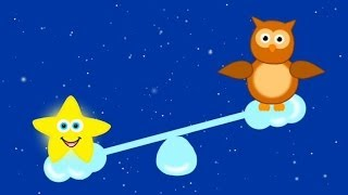 Twinkle Twinkle Little Star - Nursery Rhymes for Children