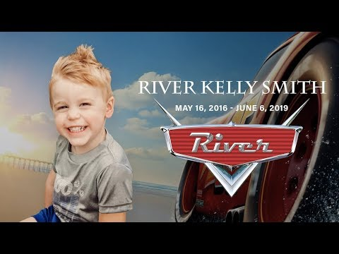 Double-L - Watch: The Joy of River Smith