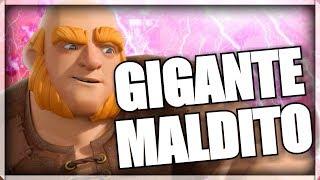 EL GIGANTE MALDITO-CREEPYPASTA CLASH ROYALE-Nefi 56