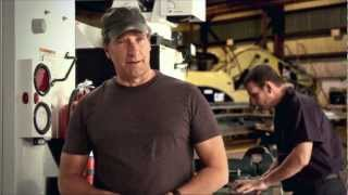 Mike Rowe Talks About a Choice Career at Cashman Equipment