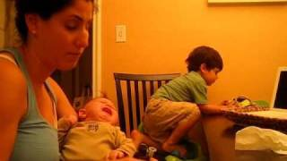 Baby Casey Gets Quick Natural Relief from Colic Calm Gripe Water thumbnail
