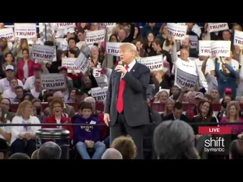 Breaking News FULL  Donald Trump Des Moines, Iowa Town Hall Speech, Iowa State Fairgrounds Rally 12