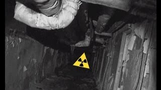 chernobyl 2013: the hospital basement with highly contaminated clothes