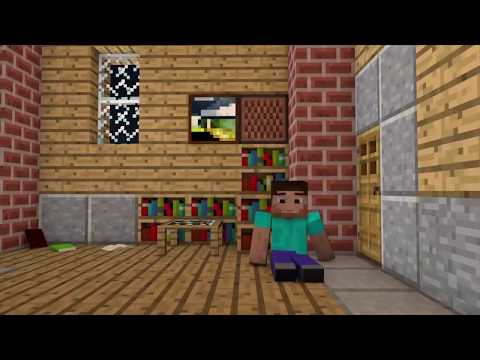 Minecraft Animation The Fat Rat Fly Away