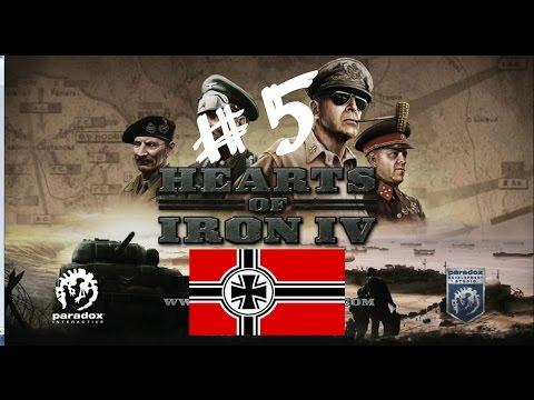 Let´s play HOI4 as Germany - historical - part 5(Op. weserübung)