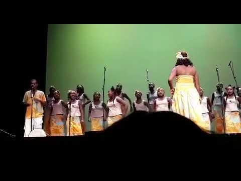 Concierto de MALAGASY GOSPEL 2