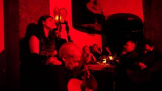 "One evening in ""Clube de Fado"" Lisbon, Portugal"