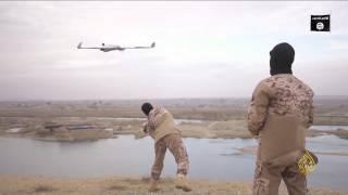 تنظيم الدولة يستهدف القوات العراقية بطائرات مسيرة 🇮🇶