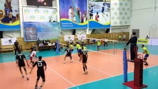 Чемпионы Республики Казахстан по волейболу