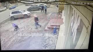 Нападение собаки на малолетнюю девочку в Саратове