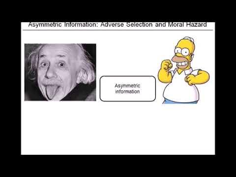 Difference between Asymmetric Information and Moral Hazardиз YouTube · Длительность: 2 мин47 с