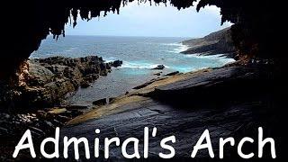 Kangaroo Island - cz. 3 Admiral's Arch