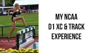 My NCAA D1 Cross Country & Track Experience
