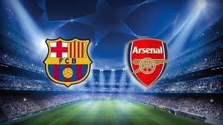 FIFA 16 - Liga mistrů - FC Barcelona vs. Arsenal FC