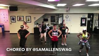 """""""Get Low"""" by Zedd and Liam Payne   Choreography by Sam Allen"""