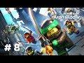 Zagrajmy w Lego Ninjago Movie 8 Lady elazna Smoczyca PS4