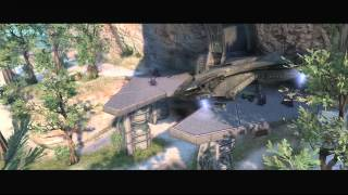 Halo Combat Evolved - The Game - The Movie