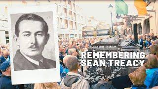 Remembering Seán Treacy: the 2019 commemoration