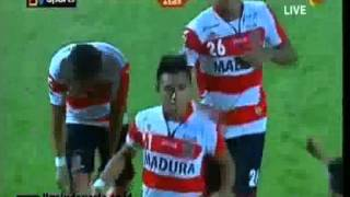 Cuplikan Gol37_Group 2_P-Madura United vs Persiba Bantul