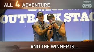 The Live the All 4 Adventure Dream Winner is  All 4 Adventure TV