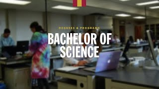 Degrees: Bachelor of Science